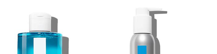 La Roche Posay Hair Care Kerium range page bottom