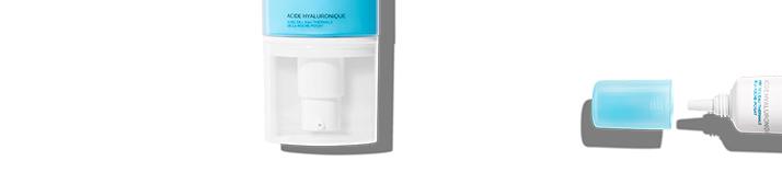 La Roche Posay Face Care Hydraphase range page top